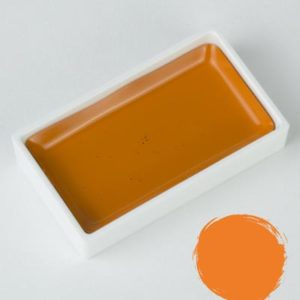 Godet Aquarelle Gansai Tambi Orange
