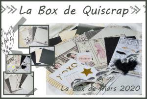 La Box de Mars 2020