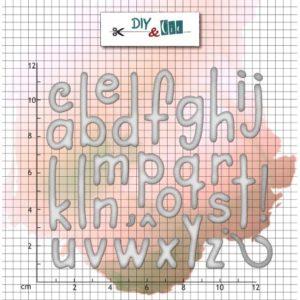 Dies Alphabet Classique DIY&Cie