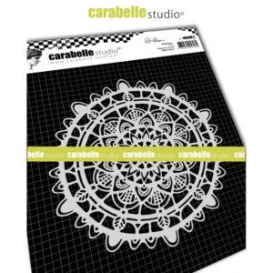 Pochoir  Dkyik 'Khor Carabelle Studio