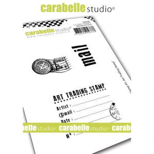 Tampon Cling My Stamp #4 Carabelle Studio