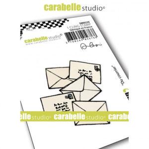 Tampon Cling Du Courrier Carabelle Studio