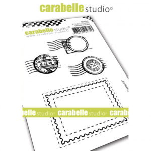 Tampon Cling My Stamp #2 Carabelle Studio