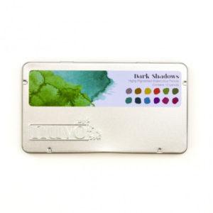 Crayon Aquarellable Nuvo – Watercolour Pencil – Tonic Studios Dark Shadows