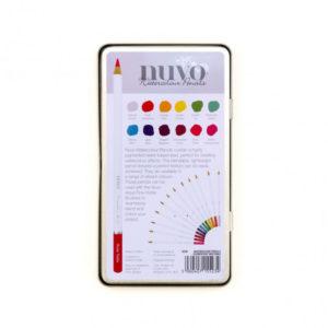 Crayon Aquarellable Nuvo – Watercolour Pencil – Tonic Studios Elementary Midtones
