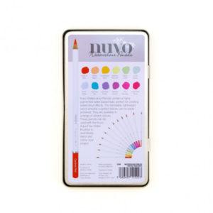 Crayon Aquarellable Nuvo – Watercolour Pencil – Tonic Studios Pastel Highlights