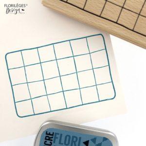 Tampon Bois Desk Board Florilèges Design