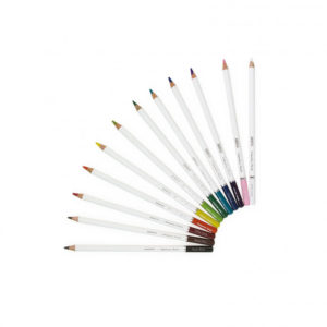 Crayon Aquarellable Nuvo – Watercolour Pencil – Tonic Studios Brilliantly Vibrant