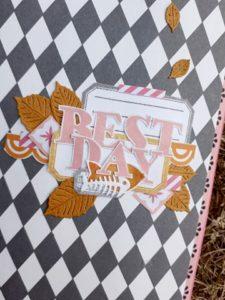 TUTO n°2 pour la Box de Juillet 2020 par Céline Virolle: un deuxième minialbum trop, trop beau!
