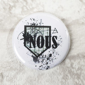 Badge Nous By Quiscrap