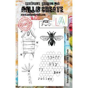 Tampon clear #330 AALL&Create Honeybee