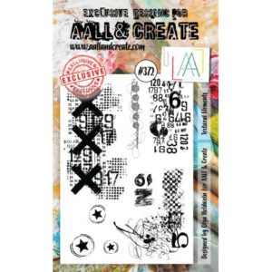 Tamon clear #372 Textural Elements AALL&Create