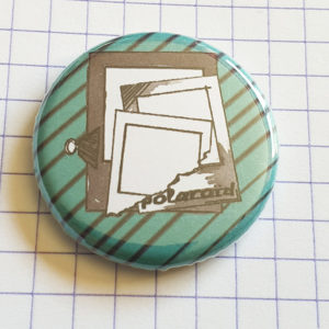 Badge Polaroïd By Quiscrap
