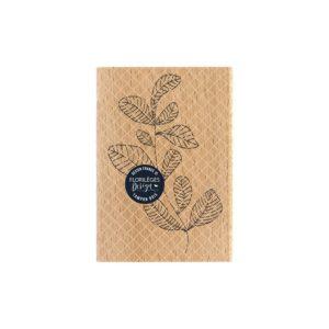 Tampon bois Feuillage Courbé Florilèges Design