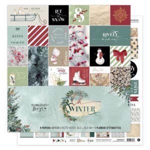 Collection Oh Winter Florilèges Design