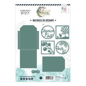 Dies Pochette d'Hiver Florilèges Design