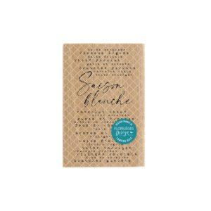 Tampon bois SAISON BLANCHE Florilèges Design