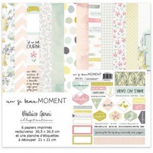 Collection Un si beau moment – Béatrice Garni