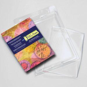 Gel Press • Plaque d'impression en gel 12,7×17,78cm