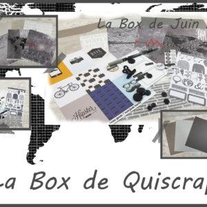La Box de Juin 2021