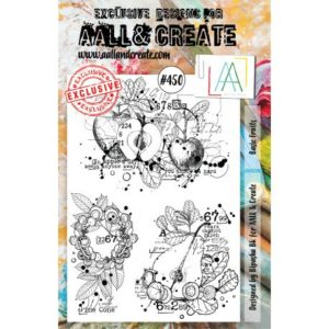 Tampon clear AALL and Create Set -450 Basic Fruits