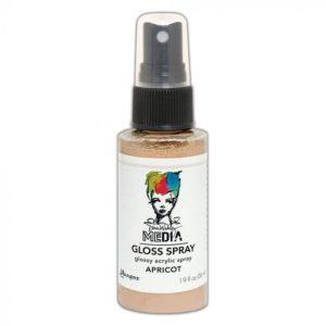 Ranger • Dina Wakley media gloss spray Apricot