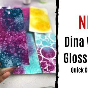 Dina Wakley Gloss Spray
