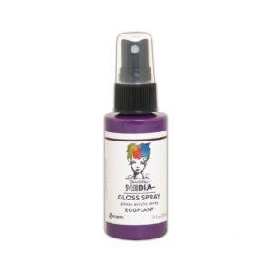 Ranger • Dina Wakley media gloss spray Eggplant