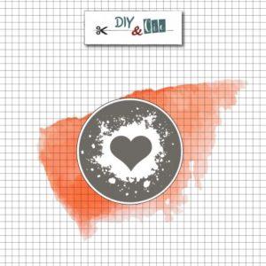 Sceau en laiton : Coeur de rocker – DIY and Cie
