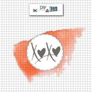 Sceau en laiton : XOXO – DIY and Cie