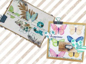 Tuto n° 2 pour la Box d'Avril 2021 par Lalou Babou: Les cartes