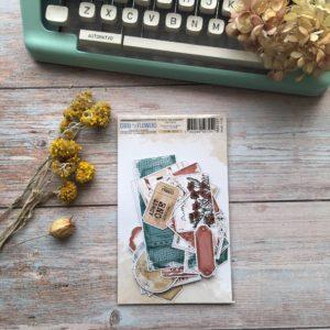 DIE-CUTS Voyage Imaginaire Chou&Flowers