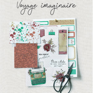 Les Illustrations Voyage Imaginaire Chou&Flowers