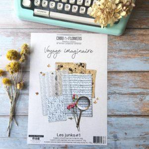 Les Junks Voyage Imaginaire Chou&Flowers