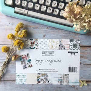 Collection Voyage Imaginaire de Chou&Flowers