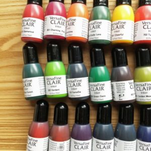 Recharge Versafine Clair (coloris à choisir dans le menu déroulant)