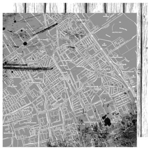 Papier Suivre le Plan Collection Destination Terre Mer de Quiscrap