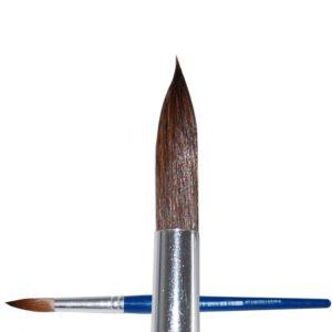 Vaessen Creative • Pinceau rond poils de poney et Chèvre (taille à choisir dans le menu déroulant)