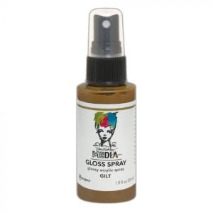 Ranger • Dina Wakley media gloss spray Gilt