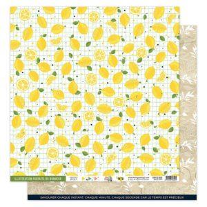 Papier 2 Collection Dolce Vita Florilèges Design