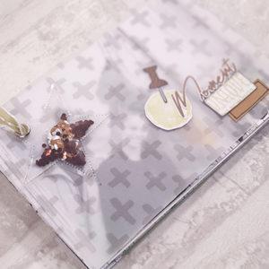 Kit Minialbum Moment Unique (utilisation de la Fuse)
