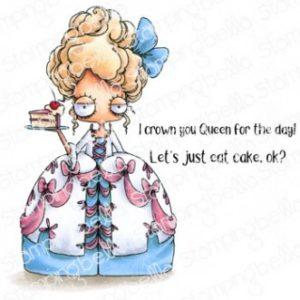 Tampon Oddball Marie Antoinette Stamping Bella