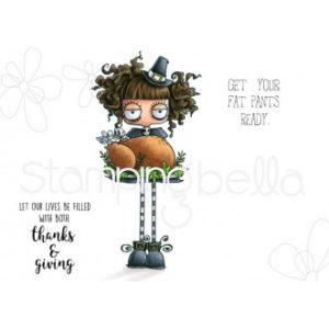 Tampon Oddball Thanksgiving Stamping Bella