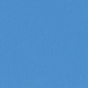 Cardstock Uni Denim texturé