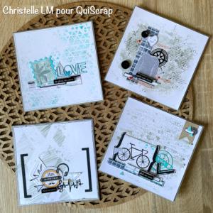Tuto n°2 pour la Box de Juin 2021 par Christelle LM