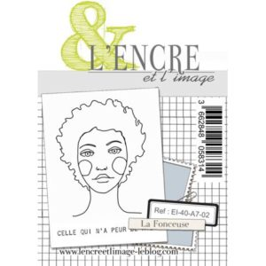 Tampon clear – La Fonceuse – L'Encre et l'Image