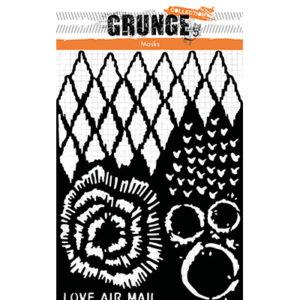 Pochoir Grunge n°19 Studio Light