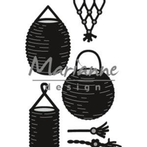 Dies Set de Lampions Marianne Design