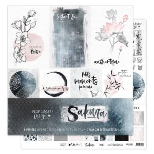 Collection Sakura Florilèges Design