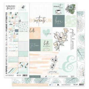 Collection Soft & Green Florilèges Design